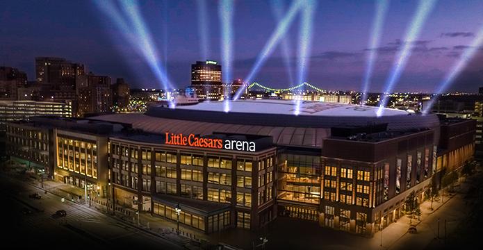 Little Ceasar's Arena